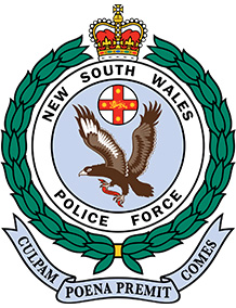 New South Wales Police Logo