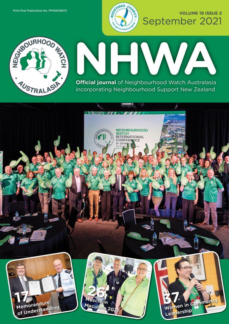 NHWA Journal September 2021