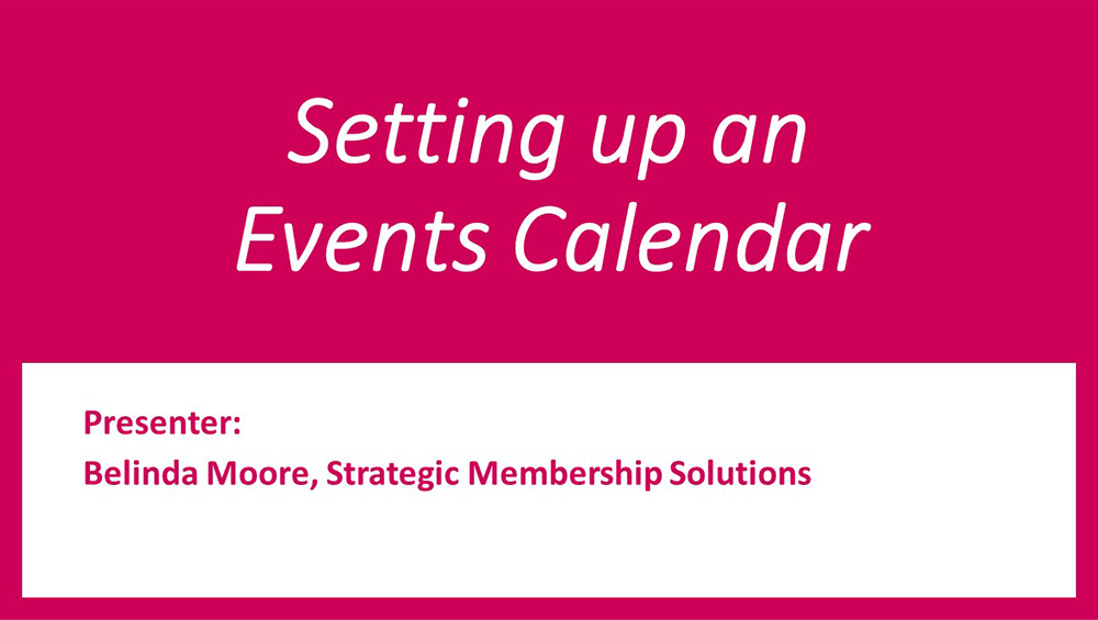 setting-up-and-events-calendar